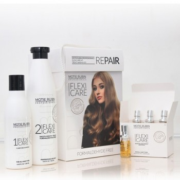 SPECIAL KIT - Flexi Care Smooth Keratin FORMALDEHYDE FREE