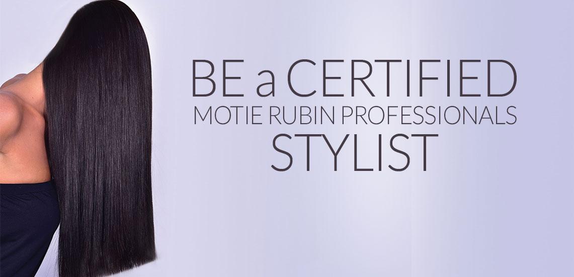 get certified stylist