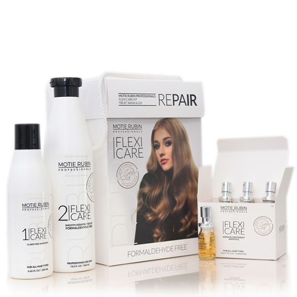 Motie Rubin Smooth Keratin Kit
